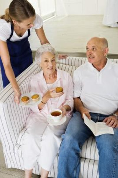 Life insurance can be converted into funds for senior living.