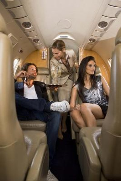 Flight Attendant Career Objectives Woman