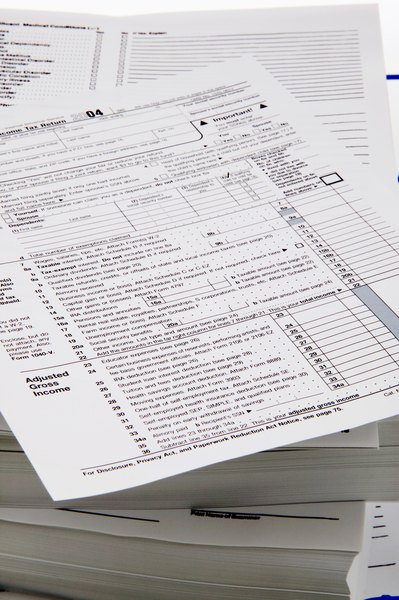 IRS audits sometimes lead to amended tax returns.