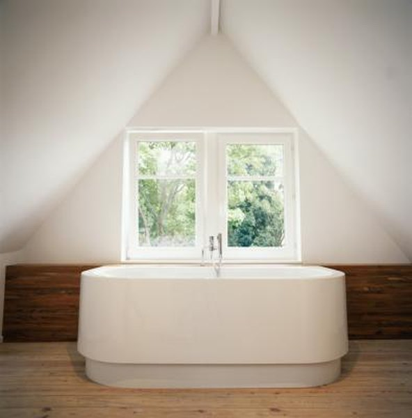 How To Decide On Window Treatments For Bathrooms Home
