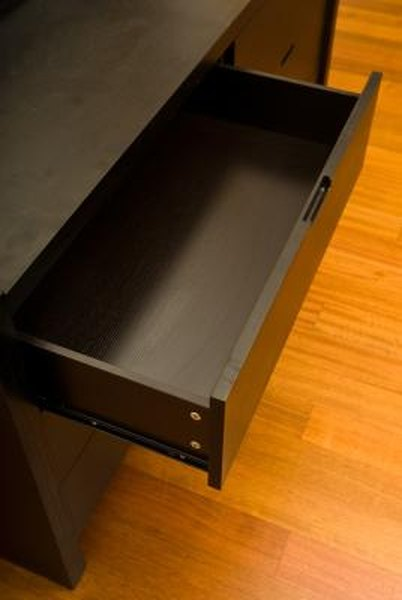 How to Add Metal Slides to Drawers | Home Guides | SF Gate