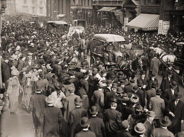 El período de la Restauración marcó el desarrollo del movimiento obrero.