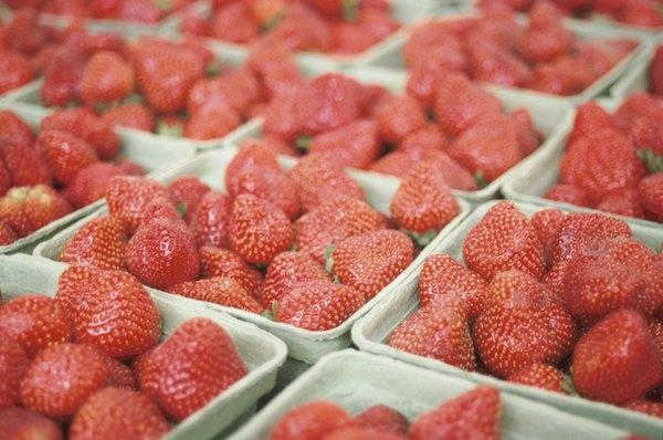 Escolha a sua fruta vermelha para ingerir um poderoso antioxidante