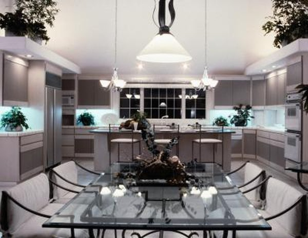 Choosing Kitchen Island Lighting & Colors | Home Guides | SF ...