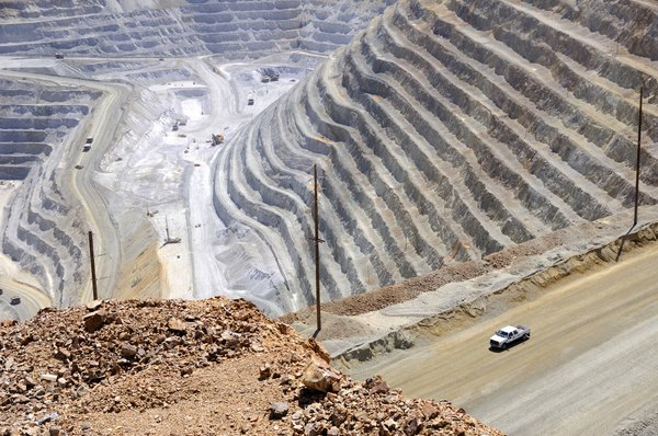 Precious metals have been produced in limited amounts.