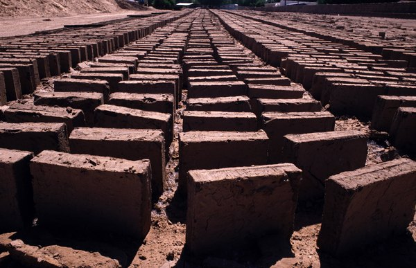 Clay and sand are quarried across the entire state.