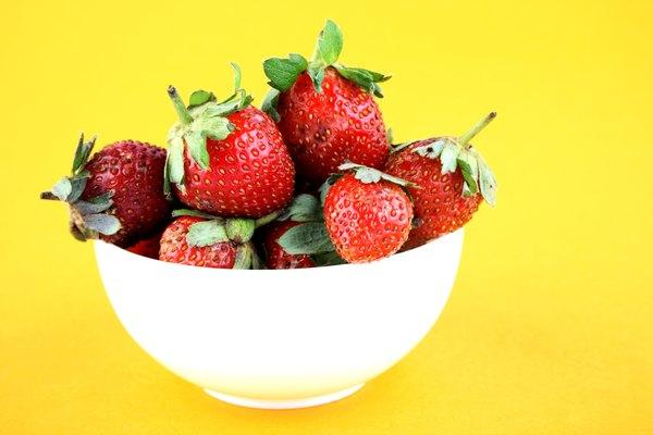 Un batido de té verde y frutas aumenta el poder antioxidante.