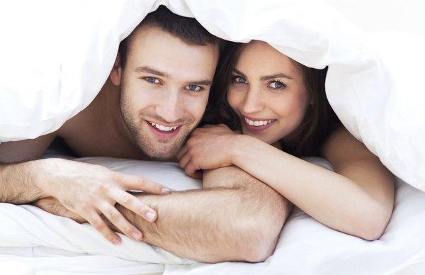 A relação sexual frequente é benéfica para a saúde