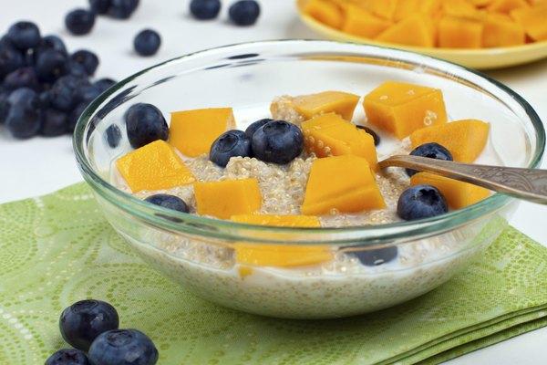 Una nutritiva opción para el desayuno.