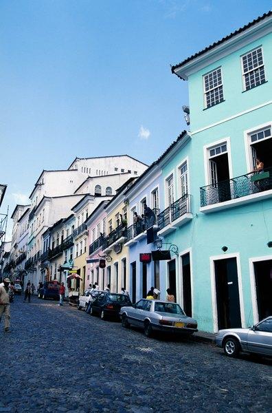 Patrimônio da Humanidade: Centro histórico de Salvador, na Bahia