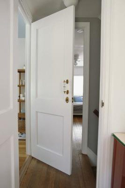 What Is the Standard Interior Door Jamb Depth? | Home Guides | SF Gate