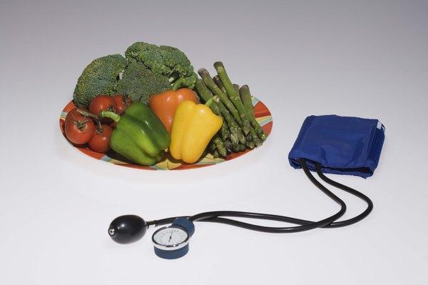 El consumo de verduras previene las enfermedades cardiovasculares.