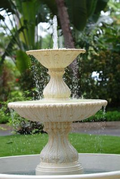 Front Yard Water Fountain Ideas Home