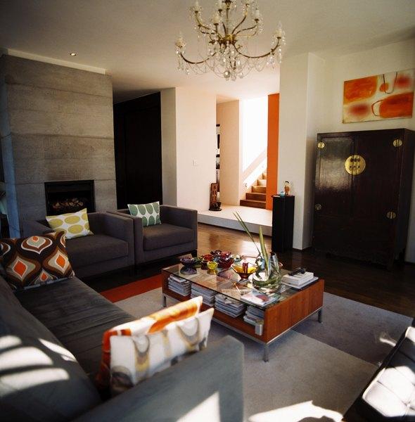 Las mejores combinaciones de colores para el hogar for Decoracion interior salon