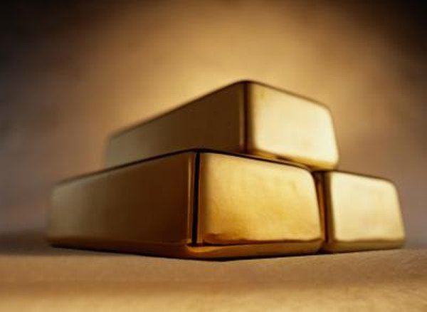 Investors turn to gold for financial stability during recessions.