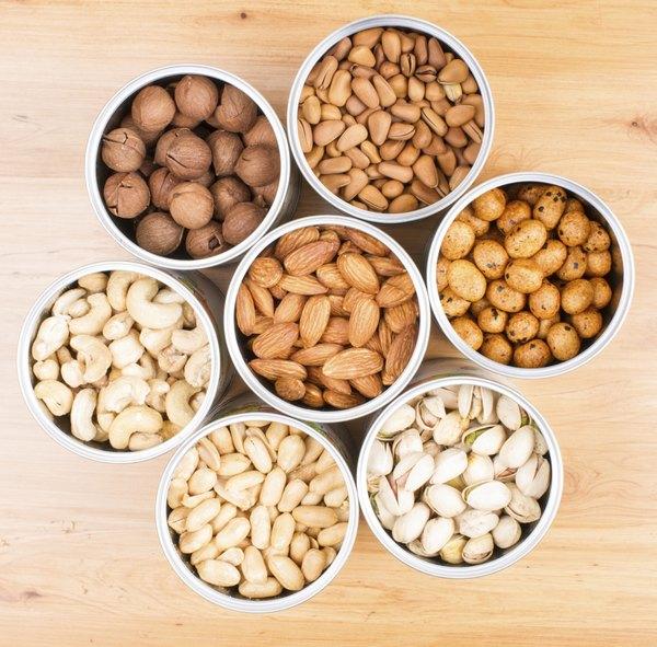 Além de fonte de proteínas, as sementes são ricas em vitaminas e minerais