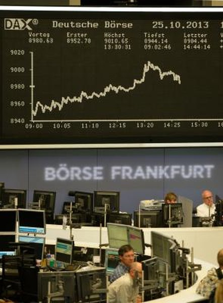 The Deutche Borse is where Xetra got its start.