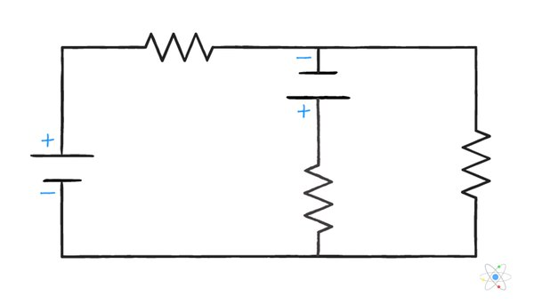 electric circuit  definition  types  components  w