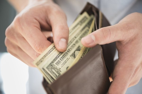 how much cash on hand can you have during a bankruptcy budgeting