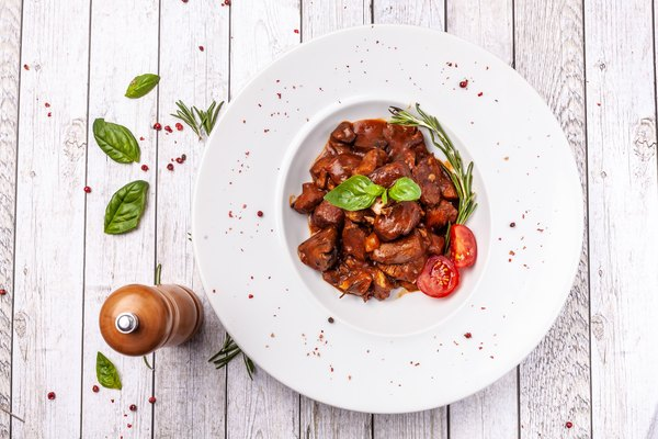 Is The Cholesterol Worse In Beef Or Chicken Liver Healthy Eating