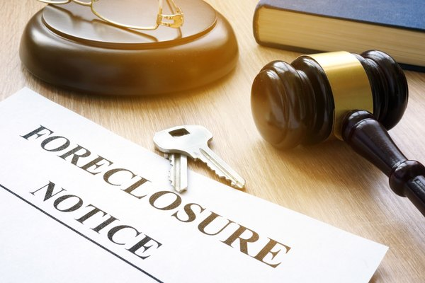 What Happens To Home Equity Loans In Foreclosure Budgeting Money
