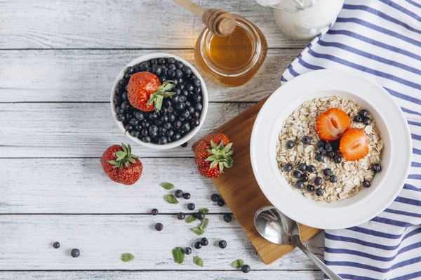 How Much Potassium Is In Oatmeal Healthy Eating Sf Gate