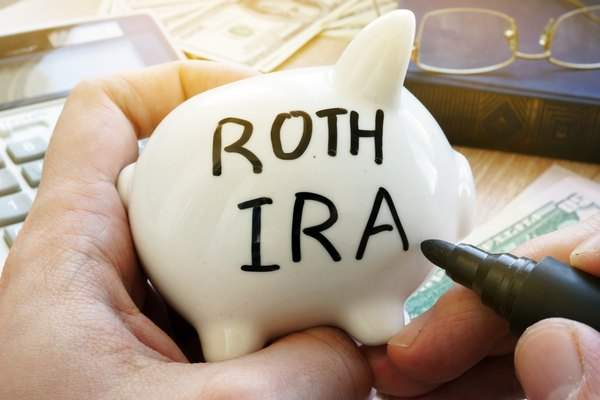 When Was the Roth IRA Law Created?