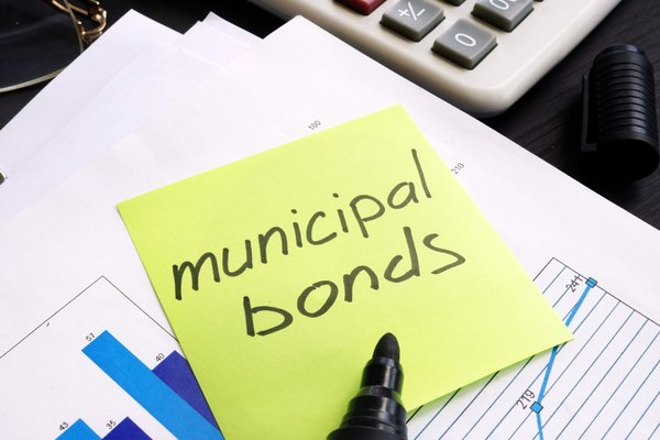 How to Report Tax Free Municipal Bonds