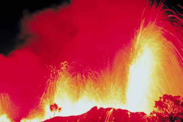 Explosive eruptions can be deadly.