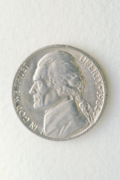 Nickel is an example of a ferromagnetic material.
