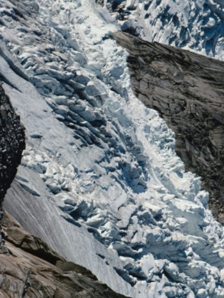 An avalanche is just one of the potential hazards faced in mountainous regions that are not a danger in other areas of the globe.