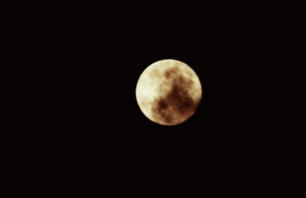 When two full moons occur in one month the second full moon is called a blue moon.