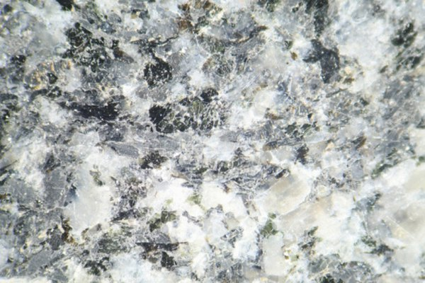 Granite is a hardy but difficult stone to sculpt.