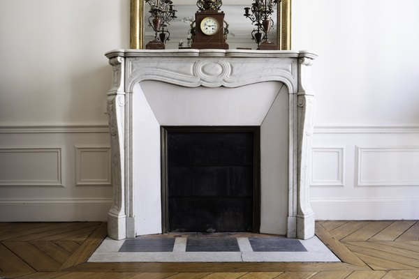 Fireplace Paint Color Ideas Home Guides Sf Gate