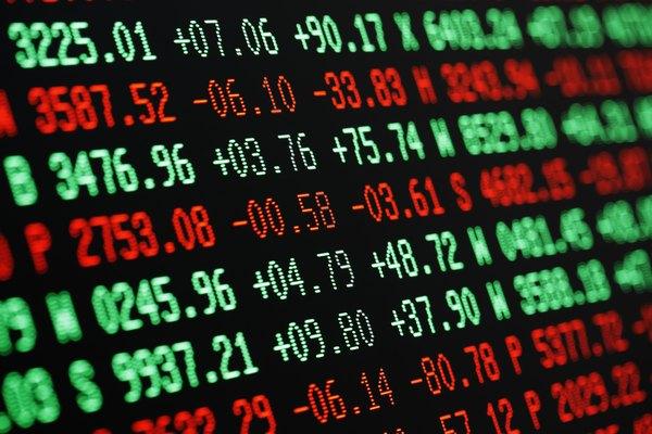 How Do I Read A Stock Ticker Budgeting Money