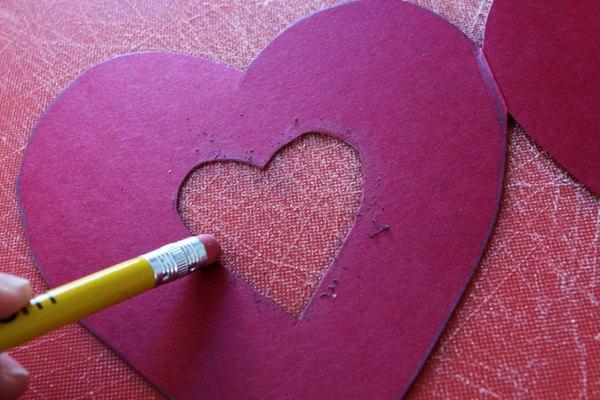 Livre-se das marcas de lápis