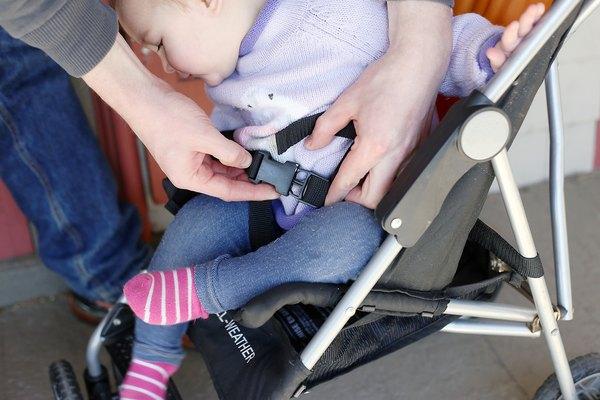 O carrinho pode ser útil mesmo que seu filho não queira ficar nele
