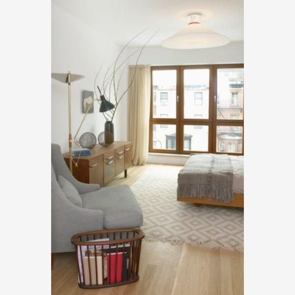 Decore o quarto com tapetes