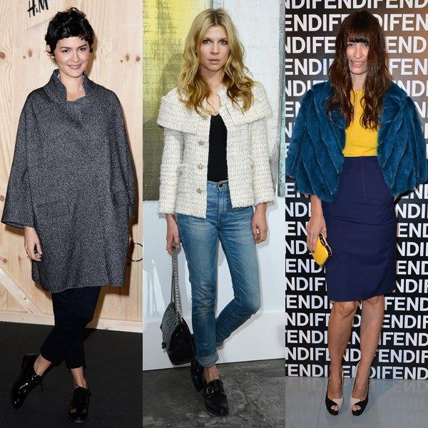 A moda francesa é despojada, elegante e atraente
