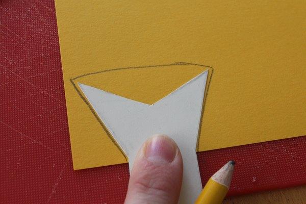 Acrescente mais cor ao seu cartão