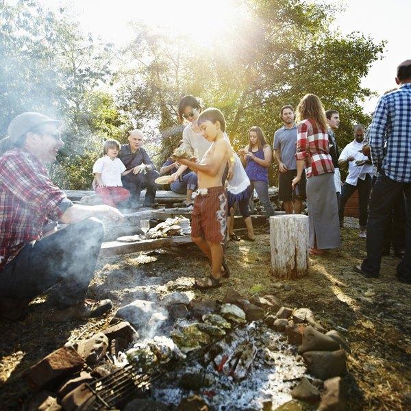 Faça uma festa com seus vizinhos!