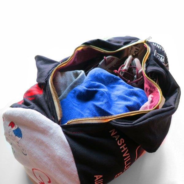 Sua mochila está pronta para ir à academia