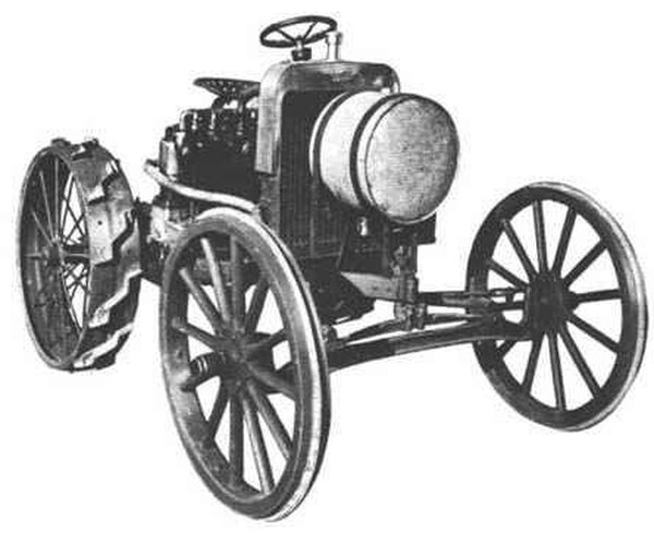 Ford began building tractors to ease the burden of farmers.  sc 1 st  Bizfluent & Why Did Henry Ford Invent the Automobile? | Bizfluent markmcfarlin.com