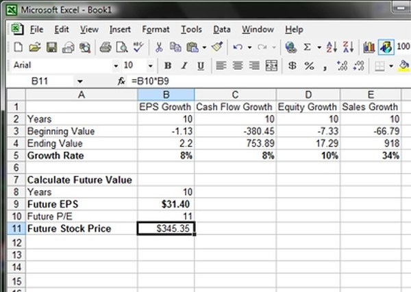 how to use excel for stock trading research pocket sense