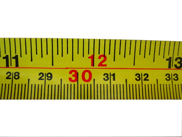 Measure the cutout for your trap.