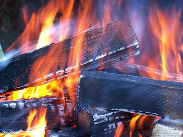 Imperfect wood can make ideal firewood.