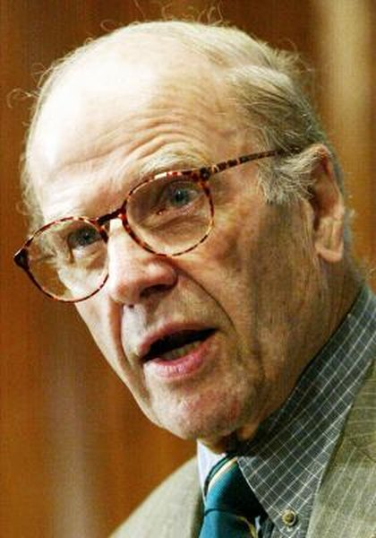 Senator Gaylord Nelson was instrumental in starting Earth Day.