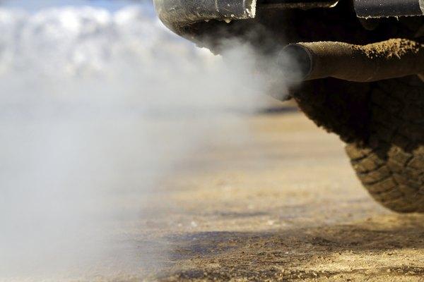 O uso de combustíveis fósseis como fonte de energia é o grande vilão da contaminação do ar