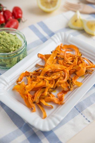 Chips de cenoura vão ser a sensação do verão na sua casa!