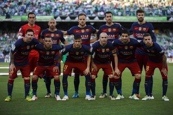 Barcelona, un equipo por momentos imbatible.